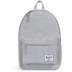 Herschel Classic X-Large Backpack Unisex, light grey crosshatch